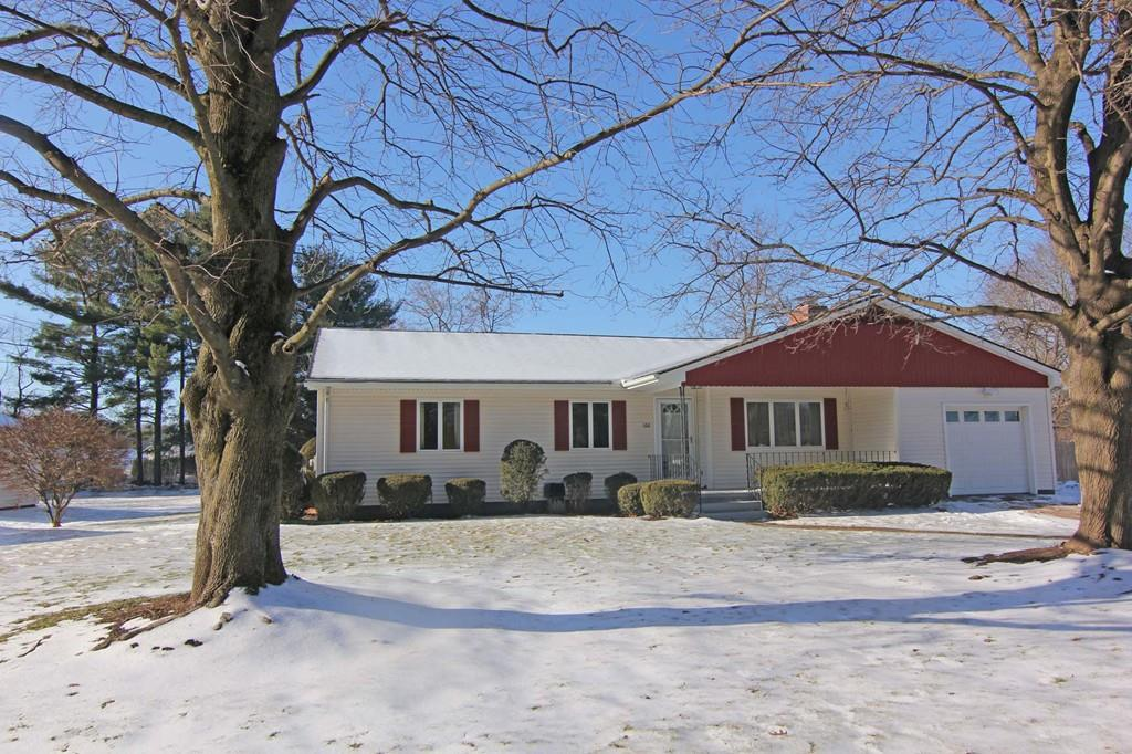 SOLD – 166 Montgomery Road Westfield, MA 01085